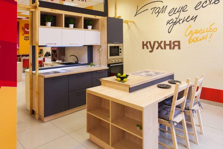 Пример изготовленной кухни 10